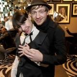 Tino Mewes und Freundin Jytte-Merle Böhrnsen gaben beim Gala Fashion Brunch ihre Verlobung offiziell bekannt.