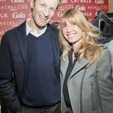 Heinz Hackl (Rene Lezard Mode GmbH) und Nicole Weber (Nicole Weber Communications)