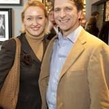 Evelyn Grit Mohr (Laboratoire Biosthetique Kosmetik GmbH & Co) kam mit Ehemann Dr. Marcus Oliver Mohr.