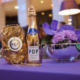 Die Disco POP Vintage Edition von Pommery Champagne sorgte für gute Laune.