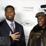 Der Produzent, der Rapper und der Boxer: Randall Emmett, 50 Cent und Floyd Mayweather erzählen von ihrer guten Zusammenarbeit in