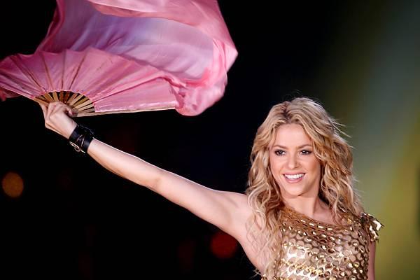 Geburtstage Februar: Shakira - 2.02. (34 Jahre)