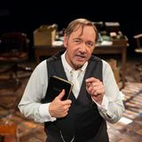"Kevin Spacey spielt in London im ""The Old Vic Theatre"" die Rolle des ""Clarence Darrow""."