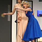 """In Berlin gibt Maria Furtwängler ihr Theaterdebüt im Stück """"Gerüchte ... Gerüchte""""."""