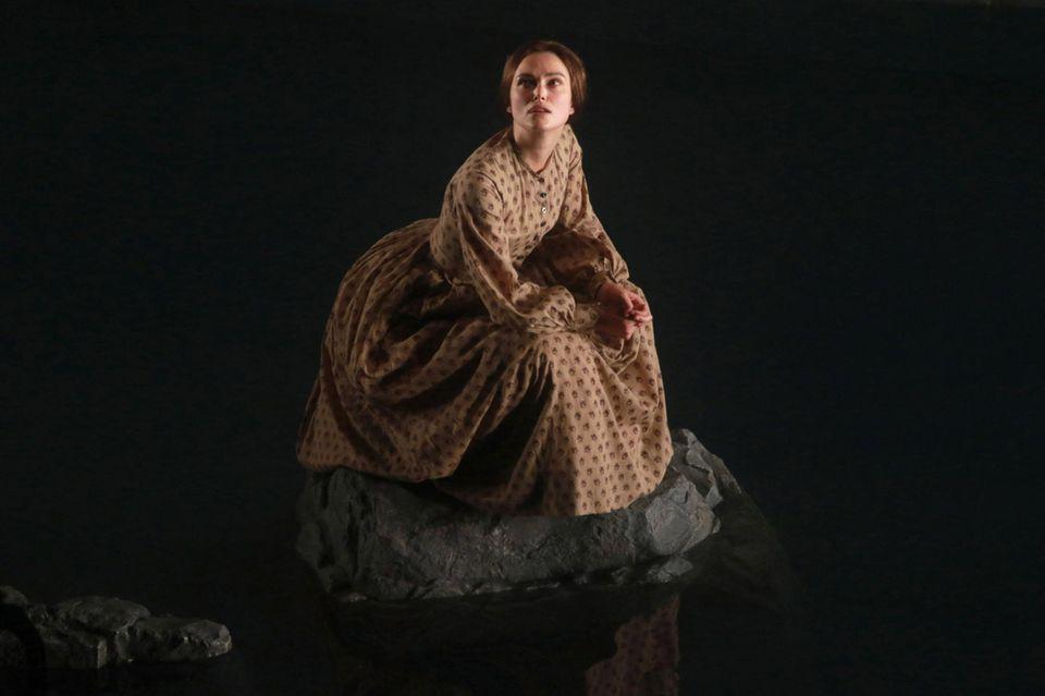 """Keira Knightley gibt ihr Debüt am Broadway und spielt in """"Thérèse Raquin'' die Hauptrolle."""