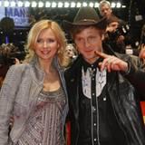 Veronica Ferres und Christoph Letkowski