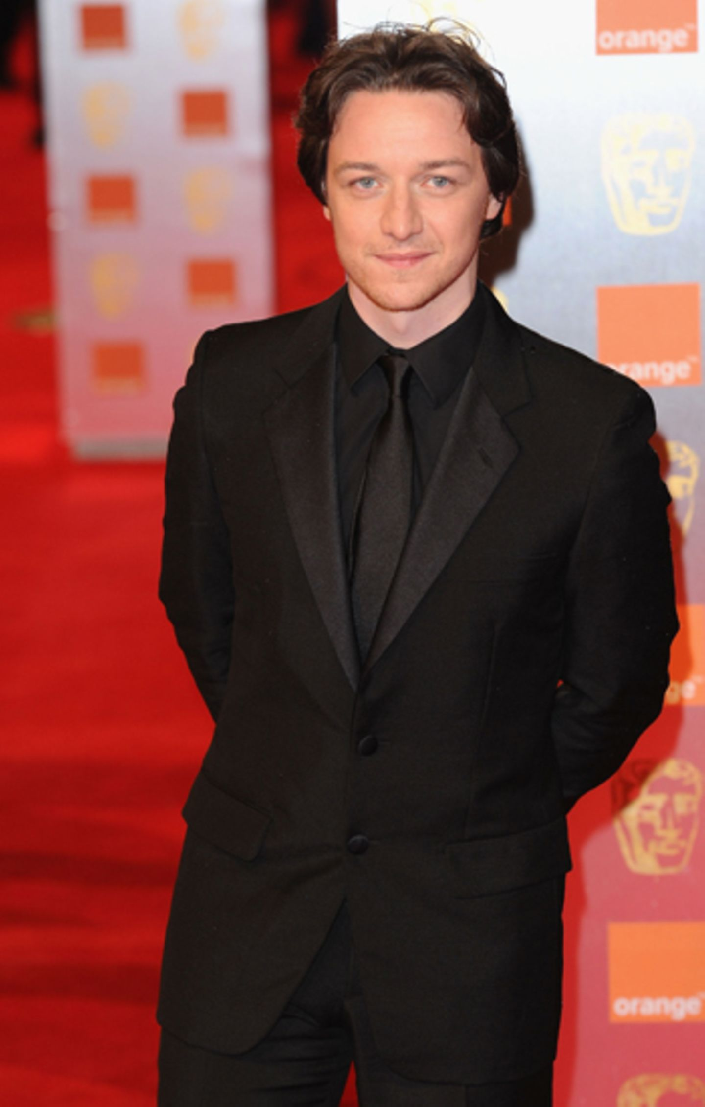 James McAvoy in Prada