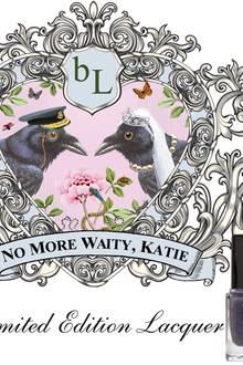 """""""Butter London"""" bringt passend zum Feste einen royalen Nagellack in limitierter Auflage heraus."""