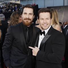 Christian Bale und Mark Wahlberg
