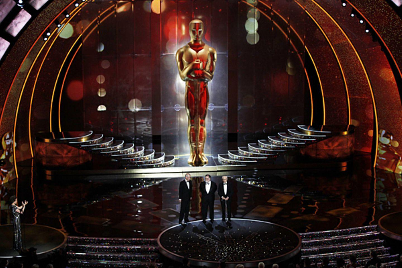 Der Ehren-Oscar, auch bekannt als Irving G. Thalberg Memorial Award geht in diesem Jahr gleich an drei Glückliche: Filmhistorike