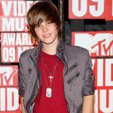 Justin Bieber Frisuren: September 2009