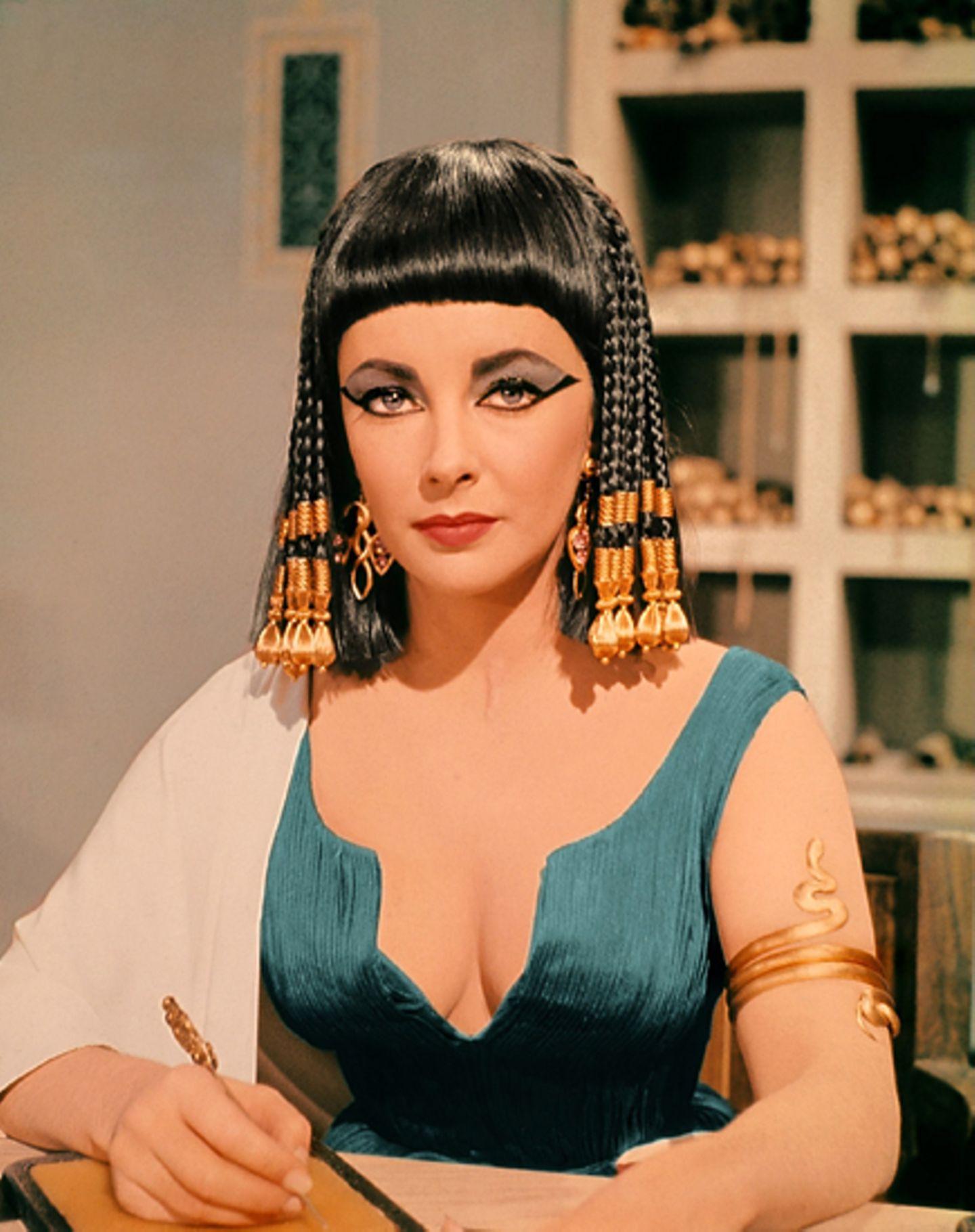 Elizabeth Taylor: Cleopatra (Cleopatra) 1963