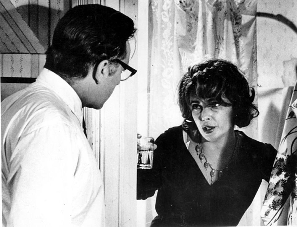 Elizabeth Taylor: Who's Afraid of Virginia Woolf? (Wer hat Angst vor Virginia Woolf?) 1966