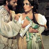 Elizabeth Taylor: The Taming of the Shrew (Der Widerspenstigen Zähmung) 1967