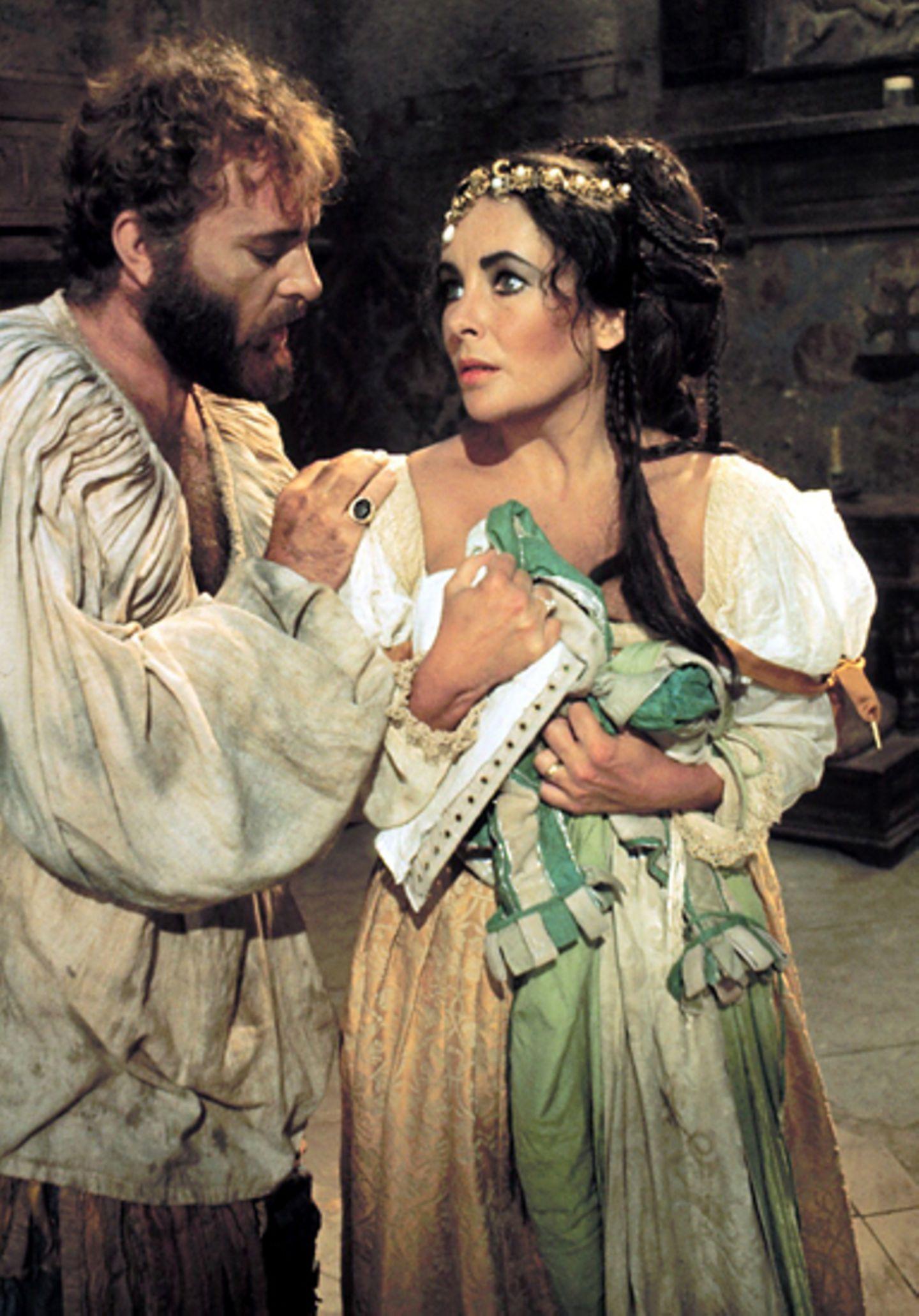 Elizabeth Taylor: The Taming of the Shrew (Der Widerspenstigen Zähmung) 1967