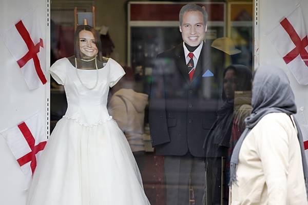 Hochzeit in England: Prinz Wurst und Käse Middleton - S. 5   GALA.de
