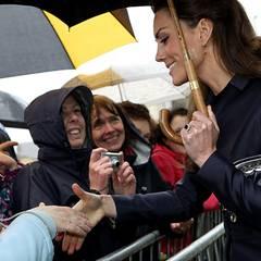 Das Volk liebt ihre Kate.
