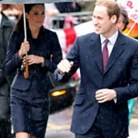 Prinz Willam, Kate Middleton
