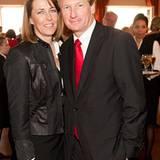Dr. Bernd Buchholz mit seiner Frau Inga Jensen Buchholz