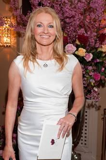 """Lampenfieber?! Frauke Ludowig wird als Moderatorin durch den """"Couple Of The Year""""-Abend führen."""