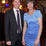 Nils Oberschelp und Sandra Mahn
