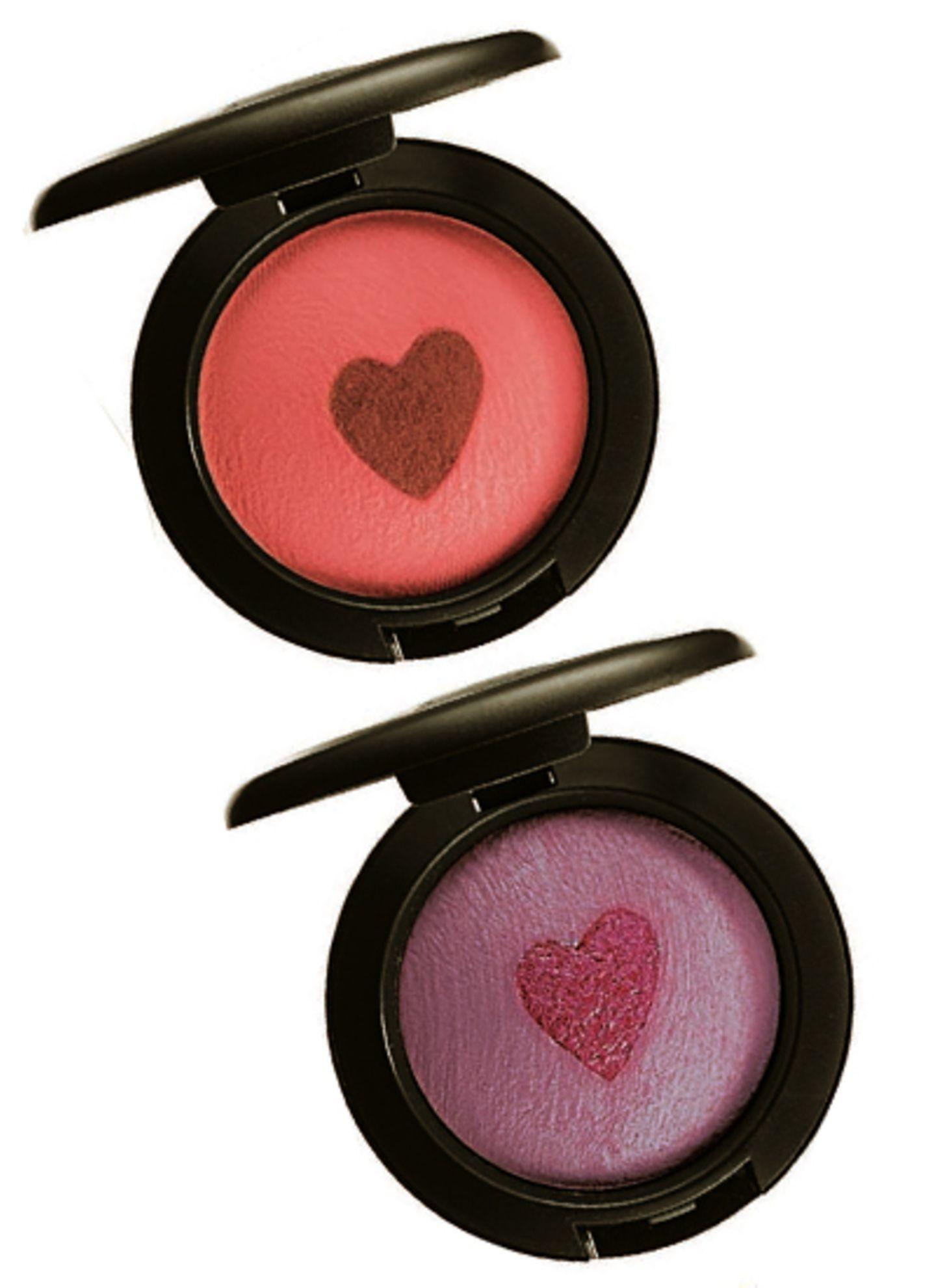 """""""Quite Cute Mineralize Blush"""" von Mac, ca. 26 Euro"""