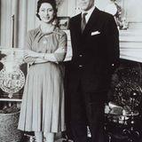 27. Februar 1960: Prinzessin Margaret und Lord Snowdon.