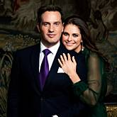 Royale Verlobungsbilder