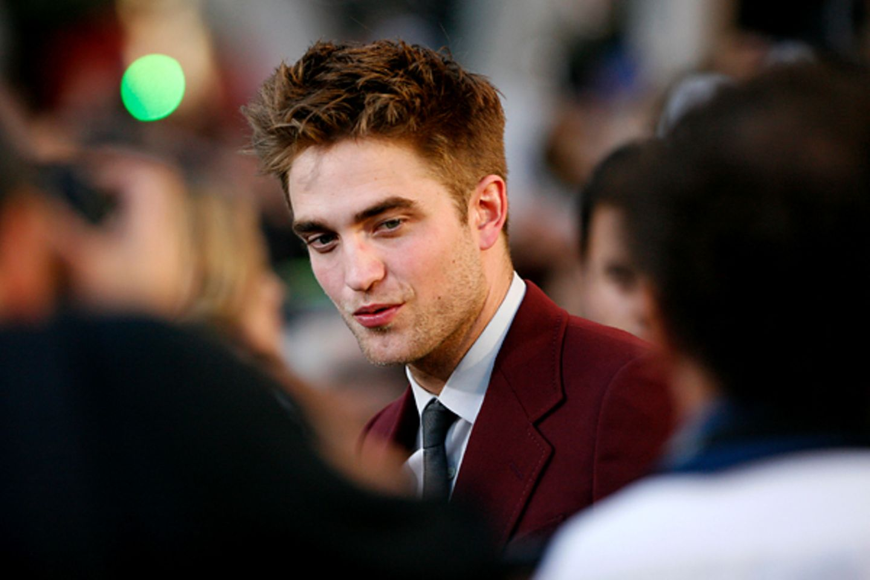 Geburtstage Mai: Robert Pattinson - 13.05. (25 Jahre)