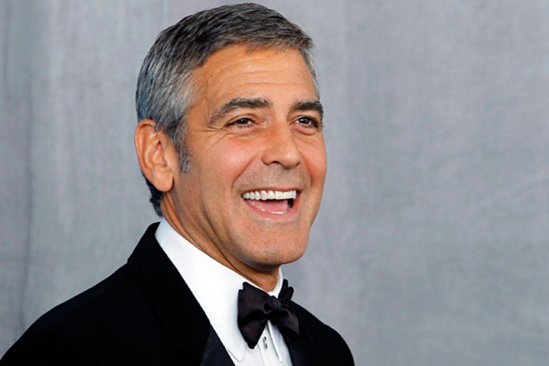 Geburtstage Mai: George Clooney - 6.05. (50 Jahre)