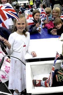 Die Hochzeit von Prinz William und seiner Catherine war ein Fest für die ganze Familie.