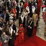Royale Gäste aus aller Welt