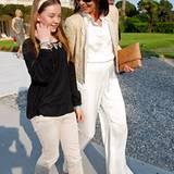 Chanel Cruise Collection: Caroline von Hannover mit ihrer Tochter