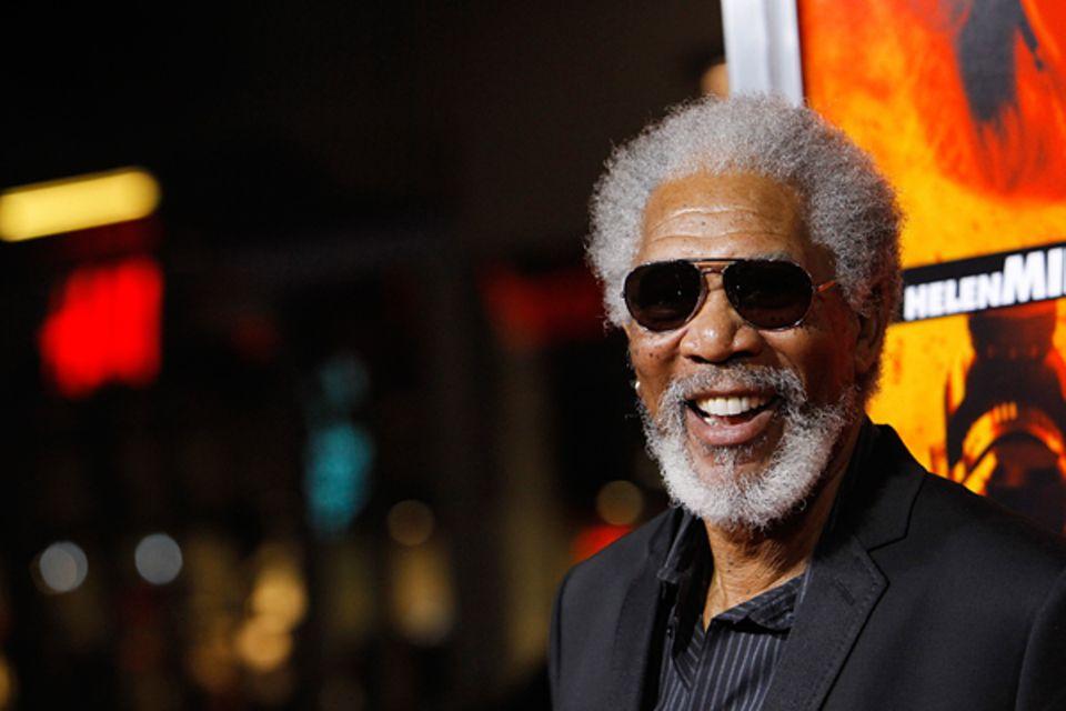 Morgan Freeman - 1.06. (74 Jahre)