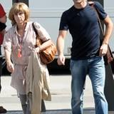 Mark Webber und Ann Neal