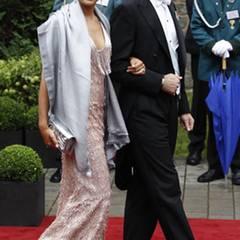 Prinzessin Tatiana und Prinz Nikolaos von Griechenland