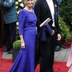 Kronprinzessin Marie-Chantal und Prinz Pavlos von Griechenland