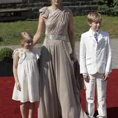 Prinzessin Alexia von Griechenland, Cousine von Prinzessin Nathalie zu Sayn-Wittgenstein-Berleburg
