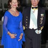 Das schwedische Königspaar