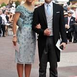 Letztes Jahr blickte die Welt auf sie: Prinzessin Victoria von Schweden und ihr Mann Prinz Daniel