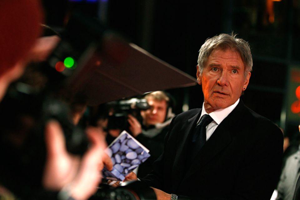 Harrison Ford  - 13.07. (69 Jahre)