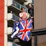 Staatsbesuch William und Kate: Diese Beiden haben den perfekten Überblick über das Geschehen.