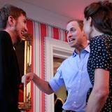 Staatsbesuch William und Kate: Am Abend ging es für das Paar zu einer ungezwungenen Grillparty in Ottawa mit 120 jungen Leuten.