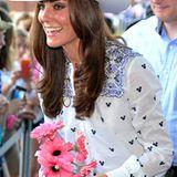 Staatsbesuch William und Kate: Diese Frau kann einfach nichts entstellen.