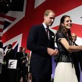"""Staatsbesuch William und Kate: Bei ihrem Abschlusstermin besuchen William und Kate eine Veranstaltung des Hilfprojekts """"Mission"""