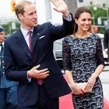 Staatsbesuch William und Kate: Seit ihrer Hochzeit am 29. April stehen Prinz William und Kate noch mehr im Fokus der Öffentlichk