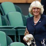 Wimbledon: Auch Camilla wird in Wimbledon gesichtet.