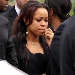 Beerdigung Amy Winehouse: Dionne Bromfield