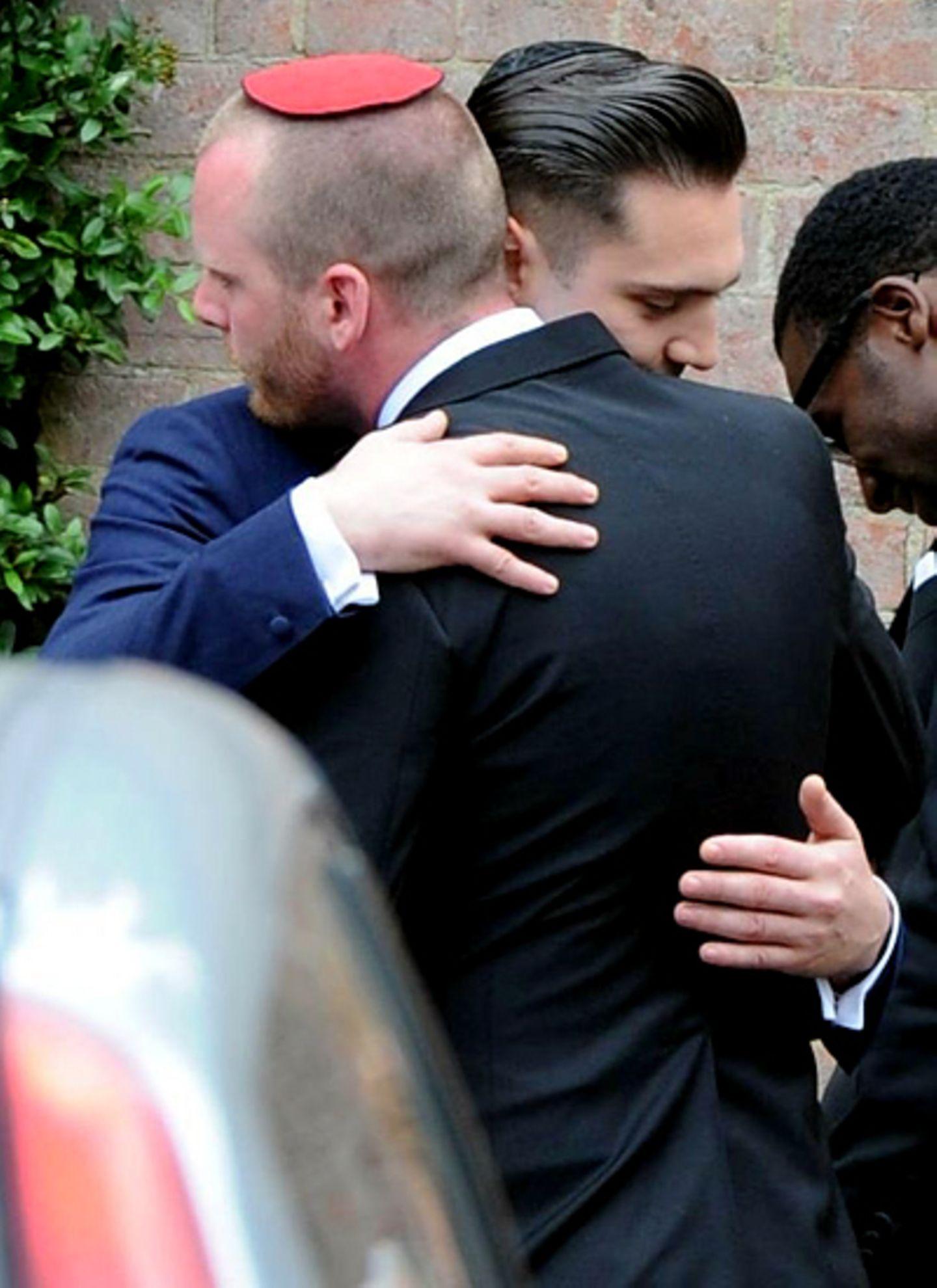 Beerdigung Amy Winehouse: Reg Traviss