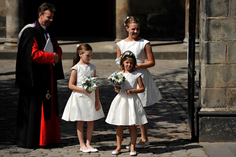 Hochzeit Zara Phillips, Mike Tindall: Bild 21